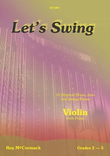 R. Mccormack: Let's Swing: Violin: Instrumental Album