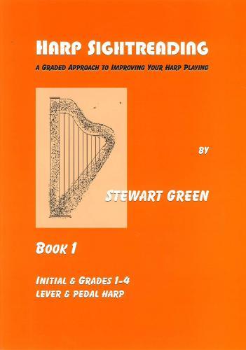 Stewart Green: Harp Sightreading Book 1: Harp: Instrumental Tutor