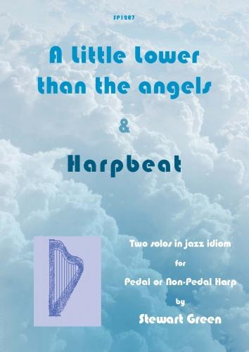 Stewart Green: A Little Lower Than the Angels and Harpbeat: Harp: Instrumental