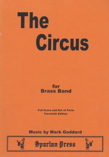 M. Godard: The Circus For Brassband: Brass Band: Instrumental Album