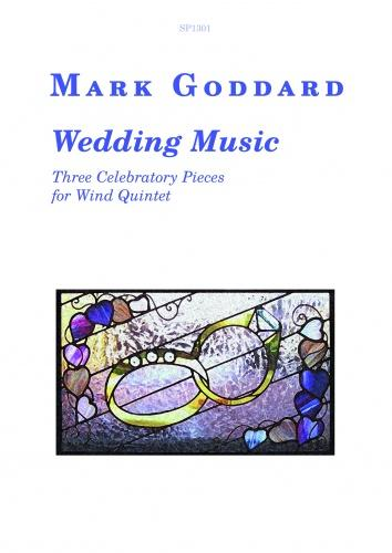 M. Goddard: Wedding Music: Wind Ensemble: Score and Parts