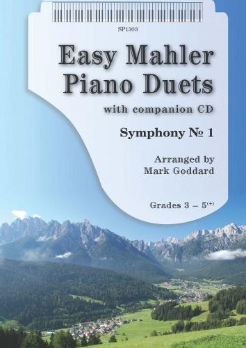 Gustav Mahler: Easy Mahler Piano Duets: Piano Duet: Instrumental Album