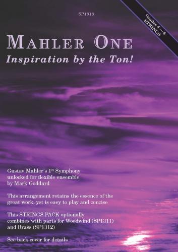 Gustav Mahler: Mahler One  Inspiration by the Ton! [Strings]: Flexible Band: