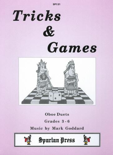 M. Goddard: Tricks And Games: Oboe Duet: Instrumental Album