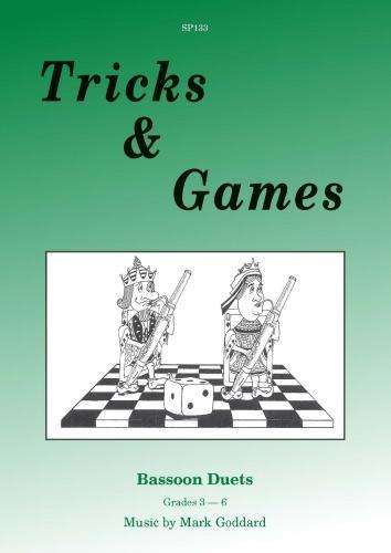 M. Goddard: Tricks & Games: Bassoon Duet: Instrumental Album
