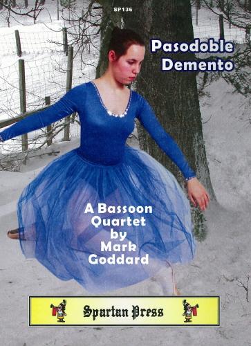 M. Goddard: Pasodoble Demento: Bassoon Ensemble: Instrumental Album