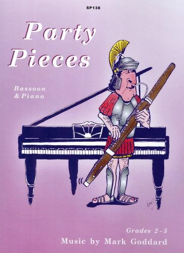 M. Goddard: Party Pieces: Bassoon: Instrumental Album