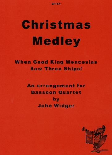 Widger: Christmas Medley: Bassoon Ensemble: Instrumental Album