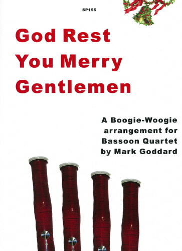 God Rest You Merry Gentlemen: Bassoon Ensemble: Instrumental Album