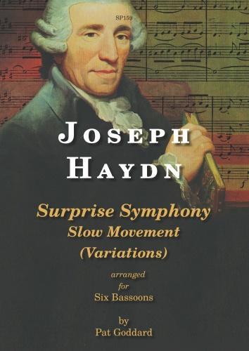 Franz Joseph Haydn: Surprise Symphony: Bassoon Ensemble: Instrumental Album