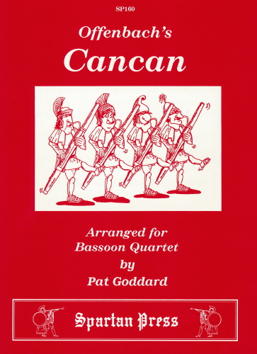 Jacques Offenbach: Can Can: Bassoon Ensemble: Instrumental Album