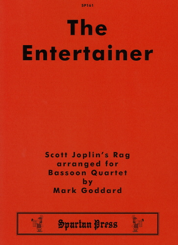 Scott Joplin: The Entertainer: Bassoon Ensemble: Instrumental Album