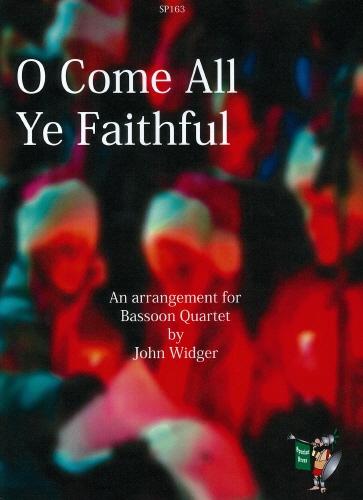 O Come All Ye Faithful: Bassoon Ensemble: Instrumental Album