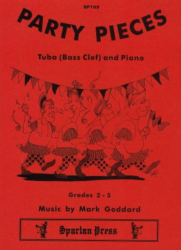 M. Goddard: Party Pieces: Tuba: Instrumental Album