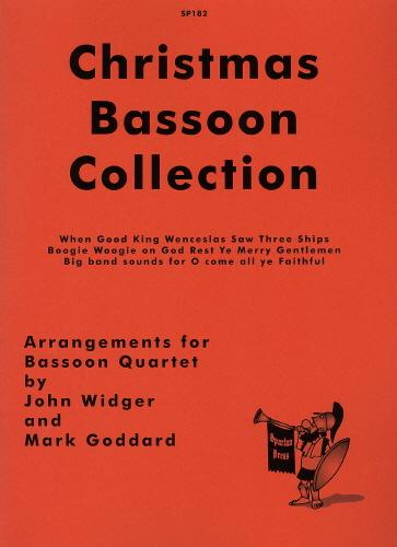 M. Goddard  Widger: Christmas Bassoon Collection: Bassoon: Instrumental Album