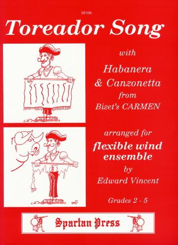 Georges Bizet: Toreador Song: Wind Ensemble: Instrumental Album