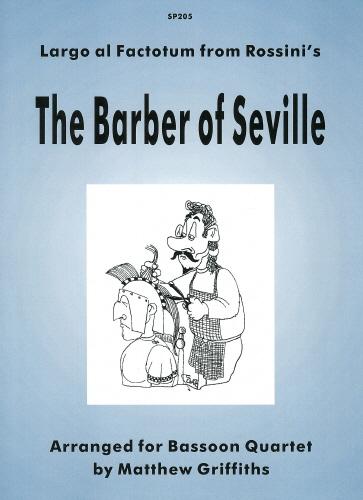 Gioachino Rossini: The Barber of Seville: Bassoon Ensemble: Instrumental Album
