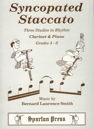 B.L. Smith: Syncopated Rhythm: Clarinet: Instrumental Album