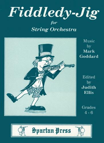 M. Goddard: Fiddledy Jig: String Orchestra: Instrumental Album