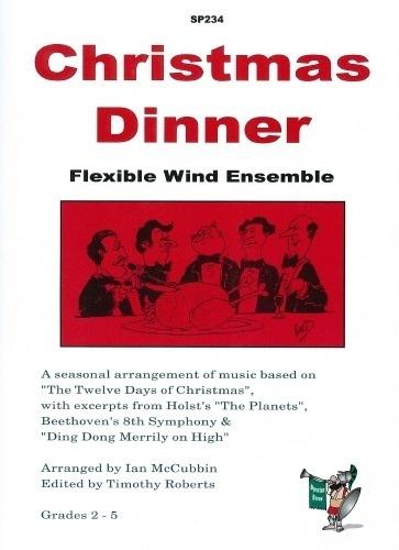 Christmas Dinner: Wind Ensemble: Instrumental Album