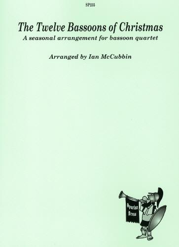 Bassoons(12) Of Christmas: Bassoon Ensemble: Instrumental Album