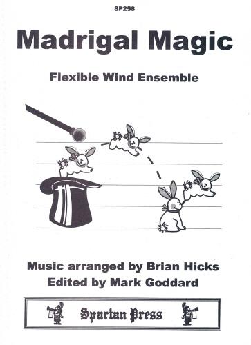 Madrigal Magic: Wind Ensemble: Instrumental Album