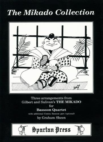 Gilbert and Sullivan: The Mikado Collection: Bassoon Ensemble: Instrumental