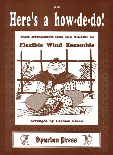 Here's A How De Do: Wind Ensemble: Instrumental Album