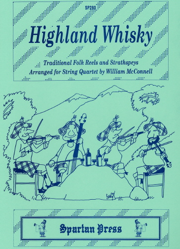 Highland Whisky: String Quartet: Instrumental Album