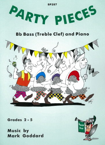 Goddard: Party Pieces: Tuba: Instrumental Album