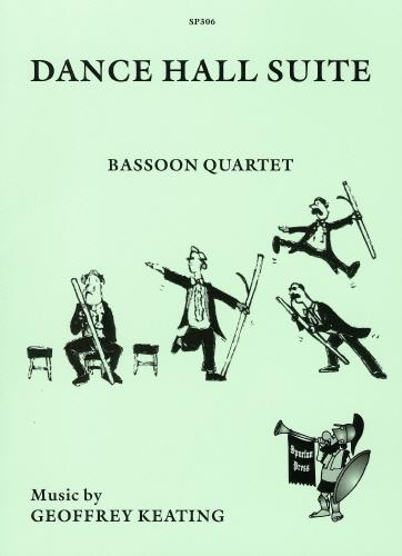 G. Keating: Dance Hall Suite: Bassoon Ensemble: Instrumental Album