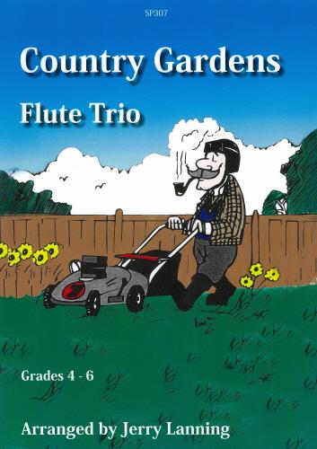 Country Gardens: Flute Ensemble: Instrumental Album