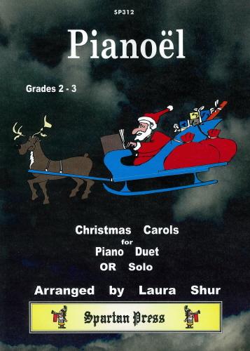 Pianoel: Piano Duet: Instrumental Album