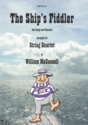 The Ship's Fiddler: String Quartet: Instrumental Album