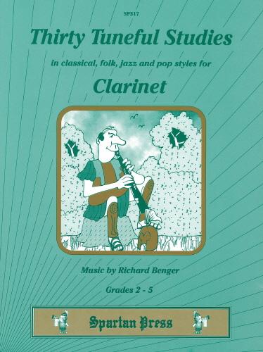 R. Benger: 30 Tuneful Studies: Clarinet: Study