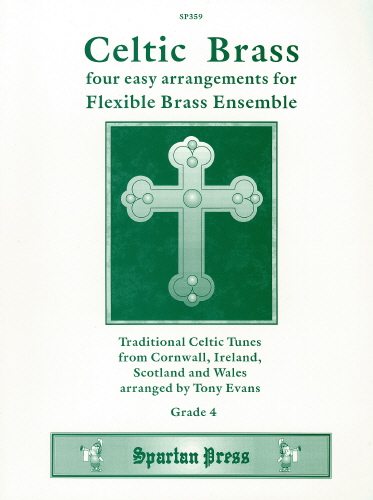 R. Evans: Celtic Brass: Brass Ensemble: Instrumental Album