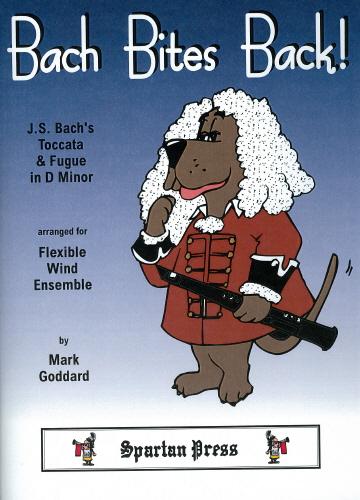 Bach Toccata and Fugue: Wind Ensemble: Instrumental Album