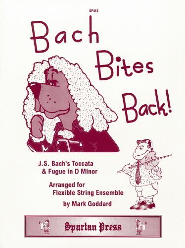 Johann Sebastian Bach: Bach Bites Back: String Ensemble: Instrumental Album