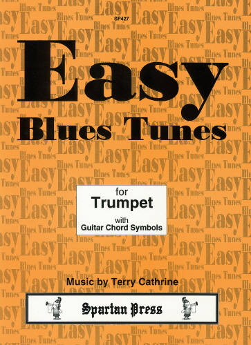 T. Cathrine: Easy Blues Tunes For Trumpet: Trumpet: Instrumental Album