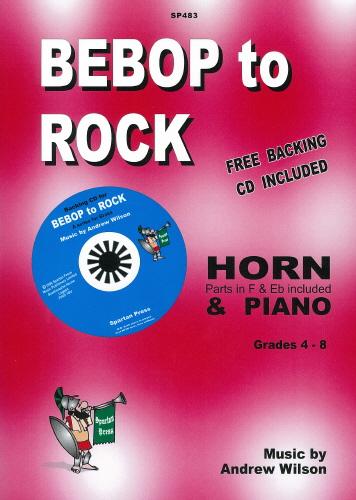 A. Wilson: Bebop To Rock: French Horn: Instrumental Album