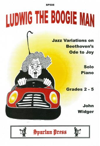 Ludwig van Beethoven: Ludwig The Boogie Man: Piano: Instrumental Album