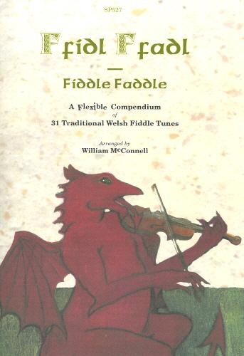 Ffidl Ffadl: Violin: Instrumental Album