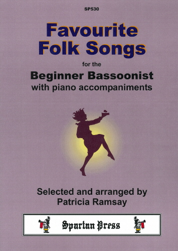 H. Ramsay: Favourite Folk Songs: Bassoon: Instrumental Album