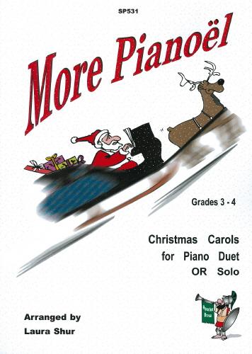 L. Shur: More Pianoel: Piano Duet: Instrumental Album