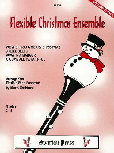 M. Goddard: Flexible Christmas: Wind Ensemble: Instrumental Album