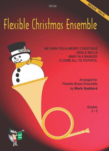 Flexible Christmas Ensemble: Brass Ensemble: Instrumental Album