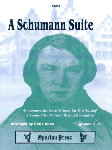 Robert Schumann: Schumann Suite A: Flexible Band: Instrumental Album