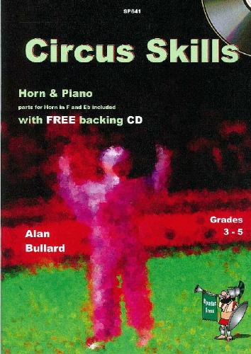 Circus Skills: French Horn: Instrumental Album