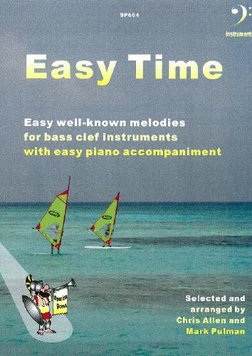 M. Pulman: Easy Time Bass: Double Bass: Instrumental Album