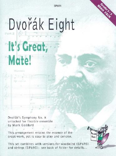 M. Goddard: Dvorak 8 It S Great Mate *Flexible Ens.*: String Ensemble: